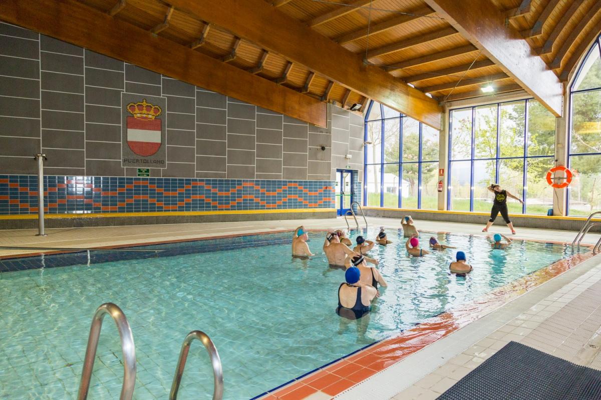 piscina cubierta municipal modesto eiroa
